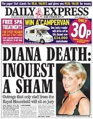 Lady Diana conspiracy, the facts