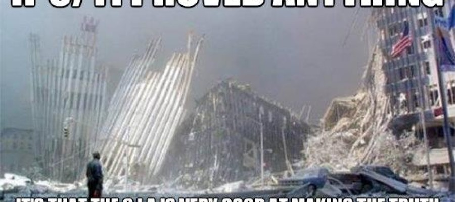 Best 9/11 Conspiracy proof
