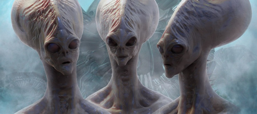 Aliens on earth can find life  ! easy!