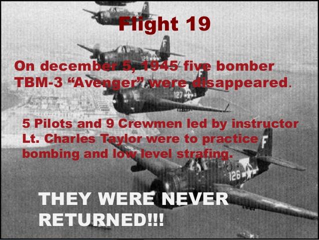the flight 19 mystery - photo #10