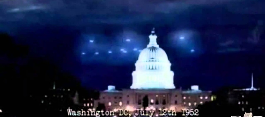 Could It Be An Alien Craft? UFO Over Washington Looks Mysterious,