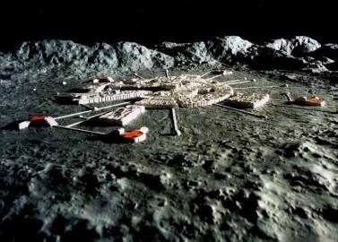 Secret Moon Base Conspiracy