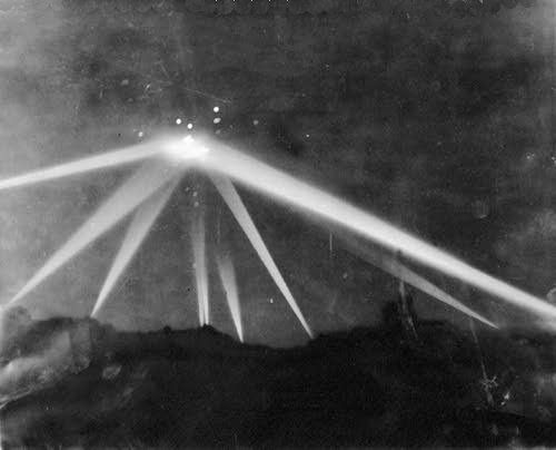 The 1942 'Battle of Los Angeles'
