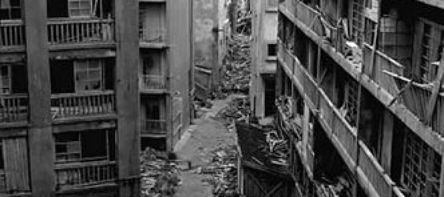 Ghost Towns – Gunanjima (Japan) : the forbidden island