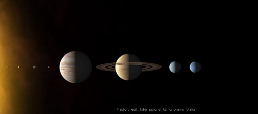 Our Solar System – Picture Gallery
