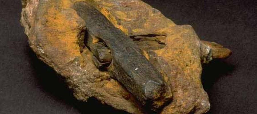 Unexplained – The London hammer