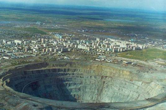 Biggest Holes On The Earth