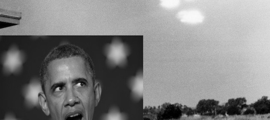 Obama to save us from Alien Attack!!