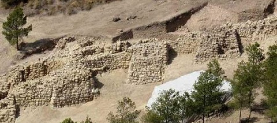 ANCIENT FORTRESS FOUND IN SPAIN BY SCIENTISTS
