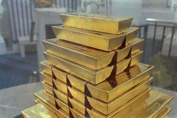 brinks matt gold