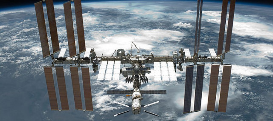 Yet another UFO orbits International Space Station