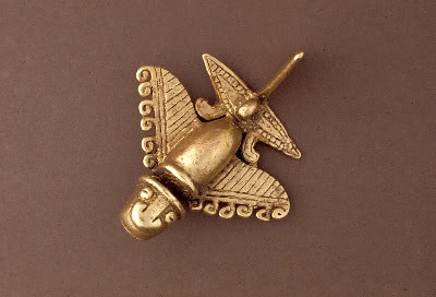 Quimbaya Gold Artifacts