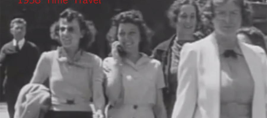 Time Traveler in 1938 film