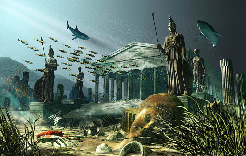 evidence pointing to where the lost city of atlantis lies In the present section we present some of the compelling scientific evidence we have gathered on the former existence of the sunken continent of atlantis.