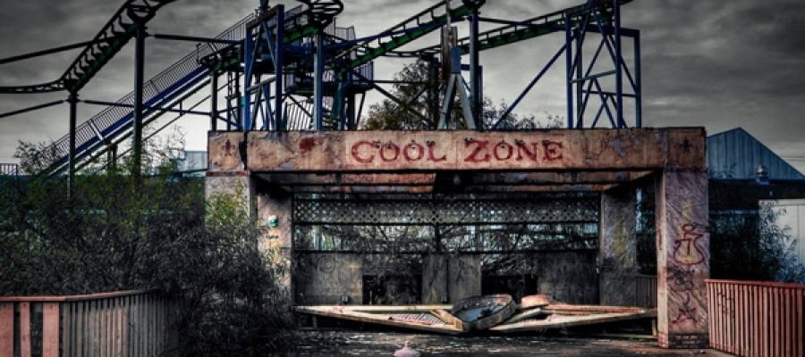 Abandoned Theme Park – Six Flags New Orleans