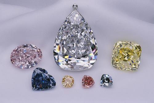 Diamonds are a thiefs best friend