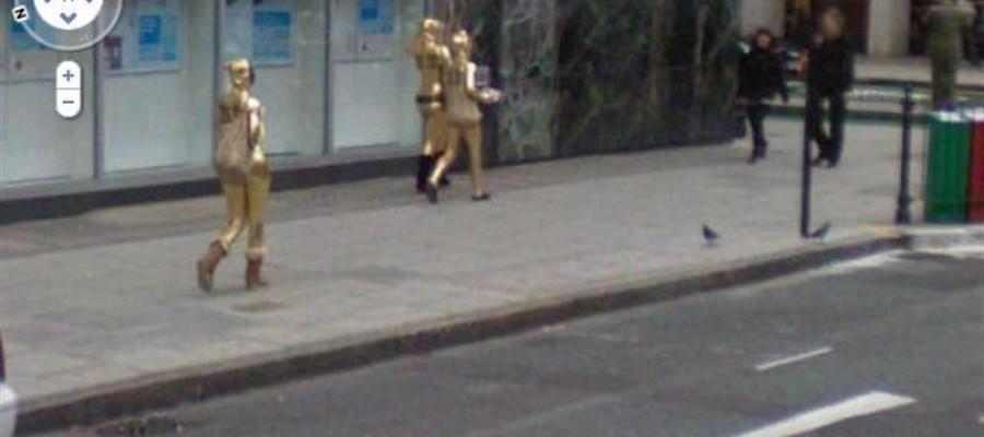 Strange Google Street Gallery