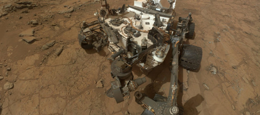 Mars Rover memory glitch, are Aliens to blame?
