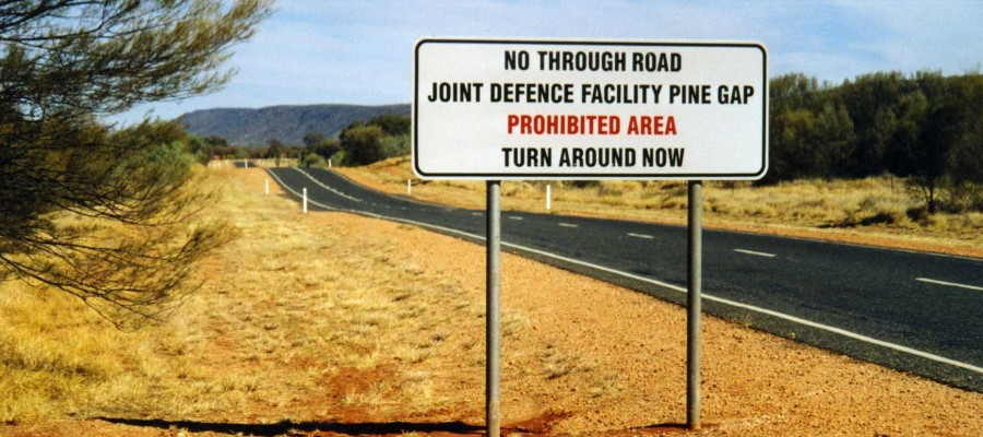Pine Gap, Australia – CIA and the Aliens