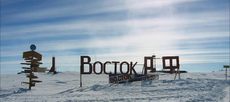 THE LOST WORLD OF LAKE VOSTOK – Documentary