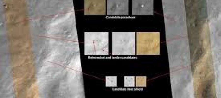 Soviet Mars 3 Lander Mystery