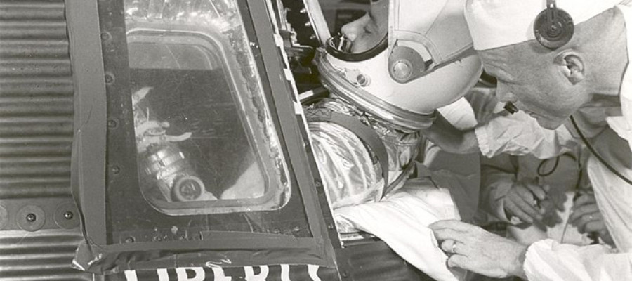The Apollo 1 Conspiracy Theory