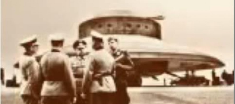 Operation UFO – Nazi Base In Antarctica, Documentary