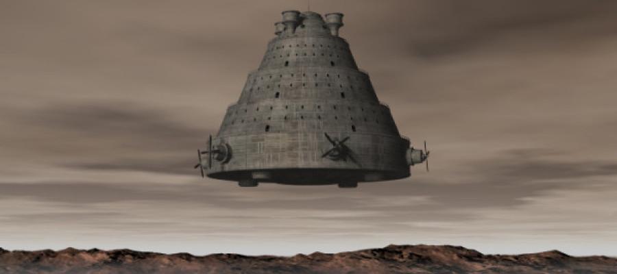 Vimana…Ancient Flying Machine