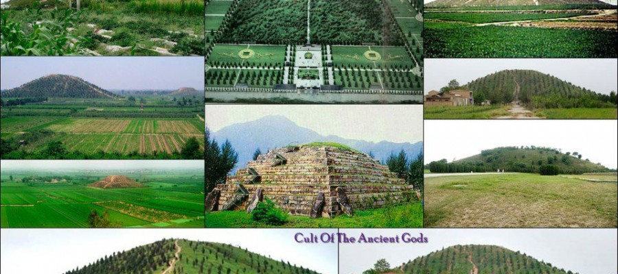 Why have the Chinese pyramids remained such a secret?