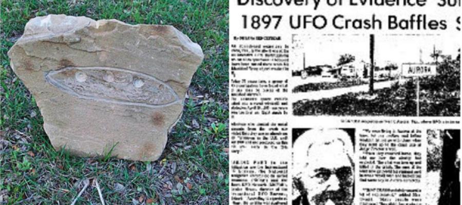 Aurora UFO Crash