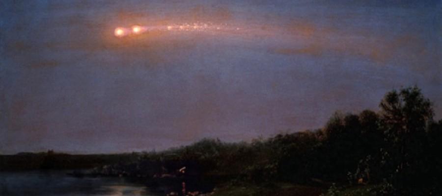 Fireball Spotted Streaking Across Texas Sky