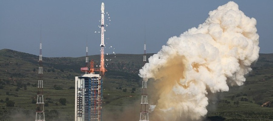 Mystery Satellite – What is China doing?
