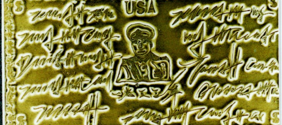 Strange Mystery – Cryptograms on Gold bars from China