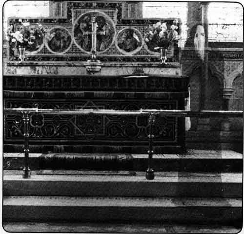 Specter of Newby Church