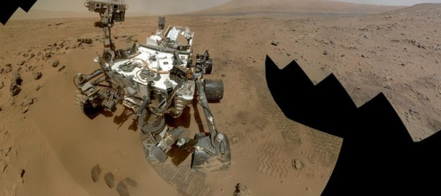 Mars rover finds water ! – alien life next ?