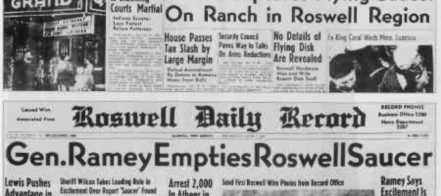 The facts about Roswell Alien crash – and the proof