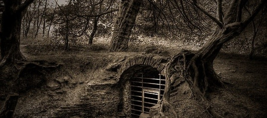 Strange Mysterious Tunnels
