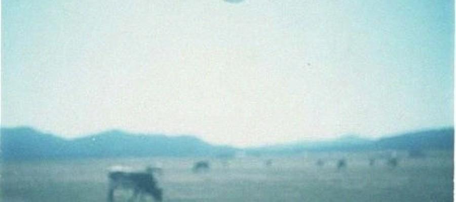1960's alien satellite cover up