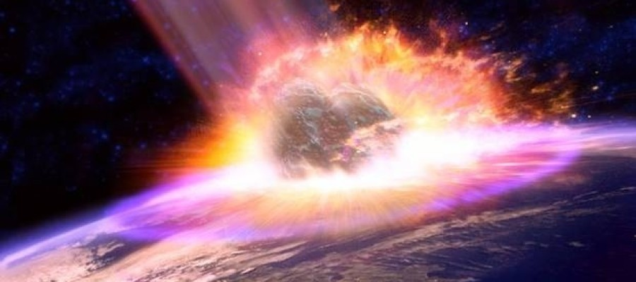 Asteroid 'could have sent life to Mars'