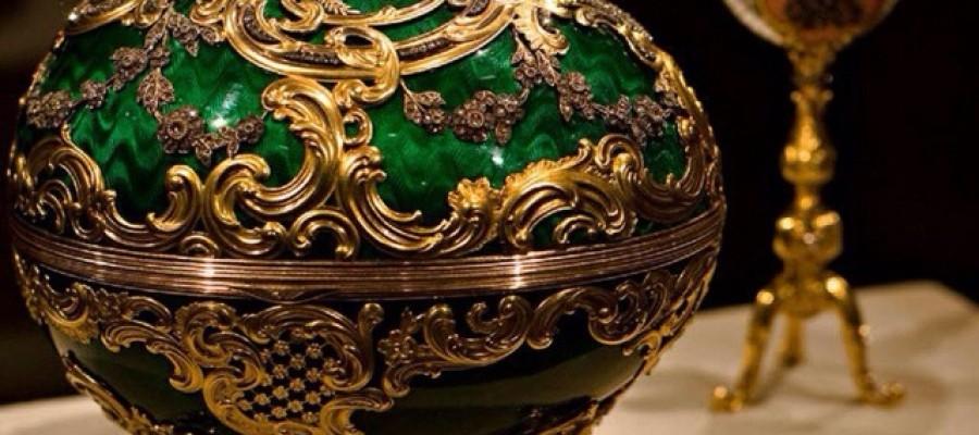 The Lost Fabergé Eggs