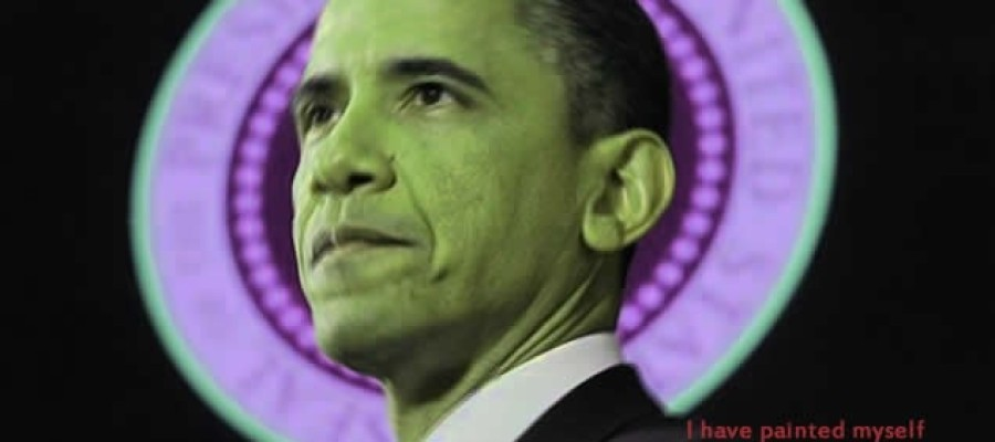 Obama to announce Alien evidence in 2014?