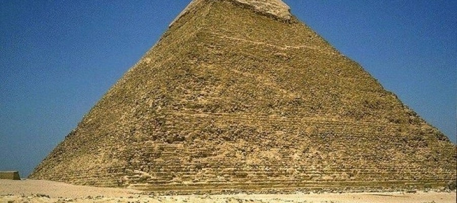 Strange facts about the Giza Pyramids