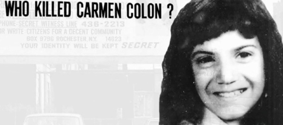 The Strange murder case of Carmen Colon