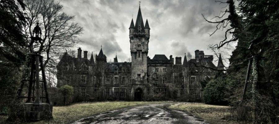 The Most Abandoned  Haunting  Places On Earth