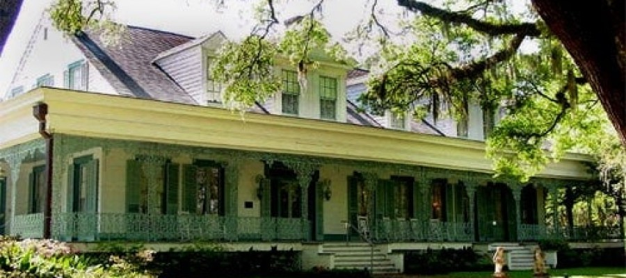 The World's Most Haunted Places – The Myrtles Plantation