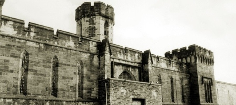The real haunting of Eastern State Penitentiary