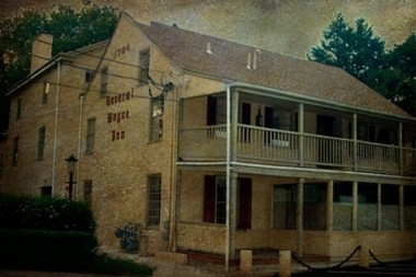 The real haunting at the General Wayne Inn