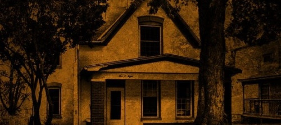 The strange mystery of the Sallie House