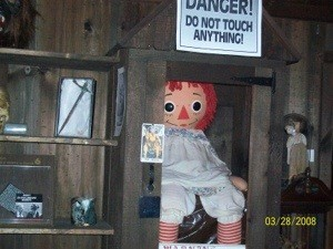 Haunted Objects – Annabelle the Doll