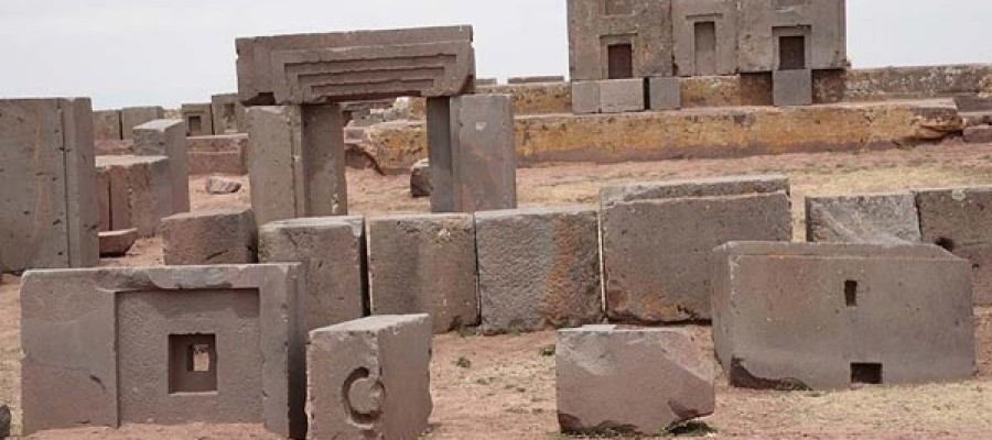 Strange facts about Puma Punku